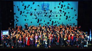 Mediterranean College: Η 39η Τελετή Αποφοίτησης