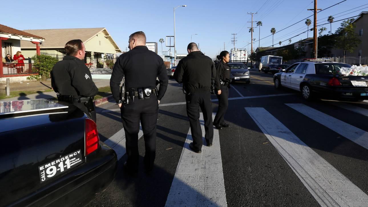 Συναγερμός σε εμπορικό κέντρο στο Λος Άντζελες