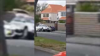 Μακελειό Νέα Ζηλανδία: Βίντεο από τη στιγμή της σύλληψης του δράστη