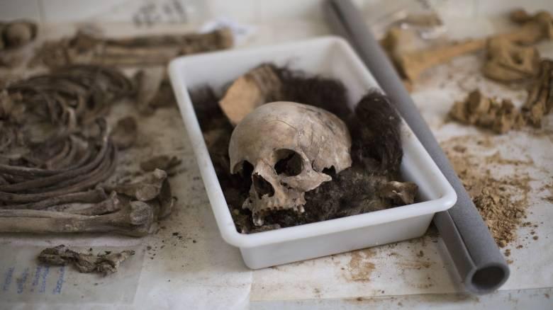 Πώς εξαφανίστηκαν οι άνδρες της Ισπανίας πριν από 4.000 χρόνια