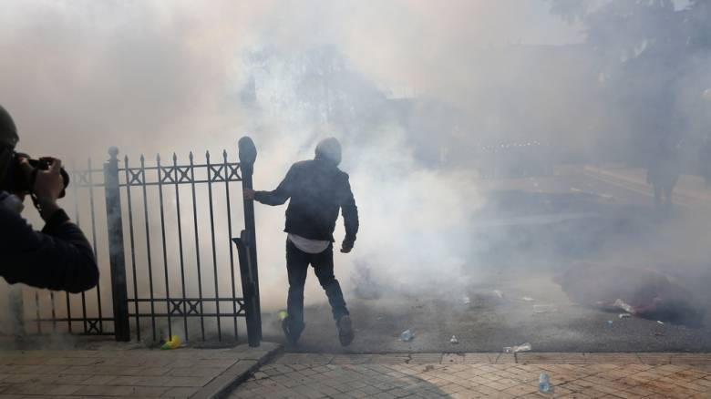 Αλβανία: Βίαια επεισόδια στη διαδήλωση κατά του Ράμα