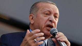 Ερντογάν: Ο δράστης στη Νέα Ζηλανδία απειλούσε τους Τούρκους μουσουλμάνους