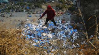 Δέσμευση 170 χωρών για μείωση των πλαστικών προϊόντων μιας χρήσης