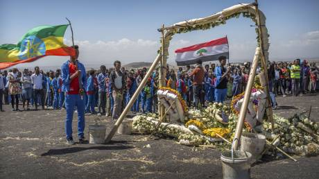 Ethiopian Airlines: Ασυνήθιστα υψηλή ταχύτητα είχε το μοιραίο Boeing μετά την απογείωση