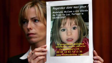 Eξαφάνιση Μαντλίν: Τα 48 ερωτήματα των αστυνομικών που δεν απάντησε η μητέρα της