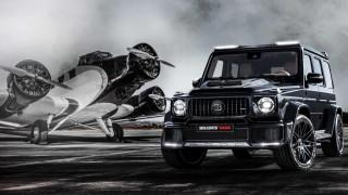 Αυτοκίνητο: Για όσους η νέα Mercedes G-Class φαίνεται soft υπάρχει και η Brabus 800 Widestar