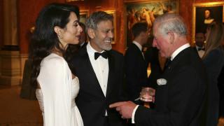 Αμάλ Κλούνεϊ και πρίγκιπας Κάρολος ενώνουν τις δυνάμεις τους για καλό σκοπό