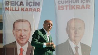 Ερντογάν: Σμύρνη, εσύ που έριξες τους γκιαούρηδες στη θάλασσα