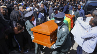 Ethiopian Airlines: Φόρος τιμής στα θύματα του μοιραίου Boeing σε κλίμα οδύνης