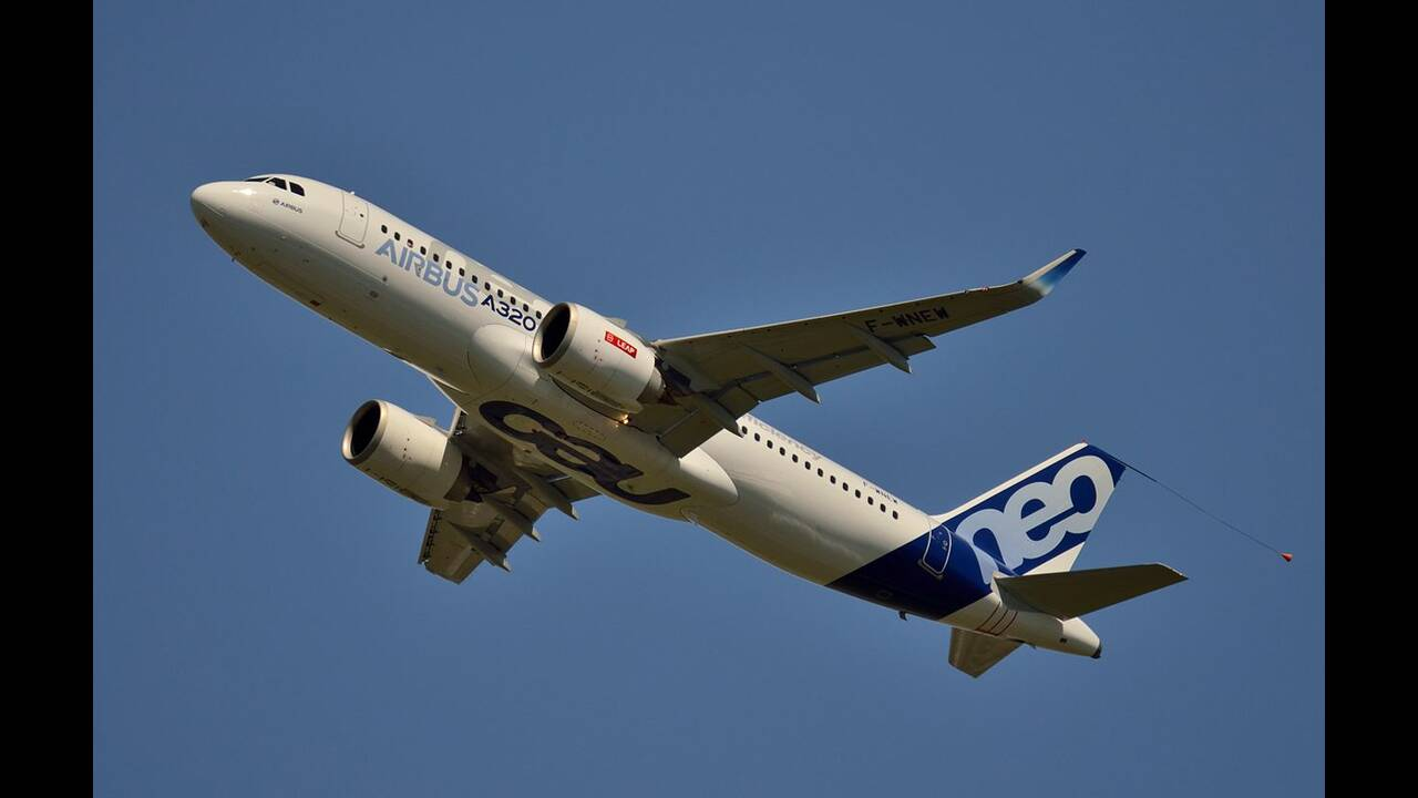 Airbus A320 neo series