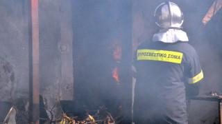 Νέα Μηχανιώνα: «Εξαφανίστηκε» σπίτι μετά από φωτιά