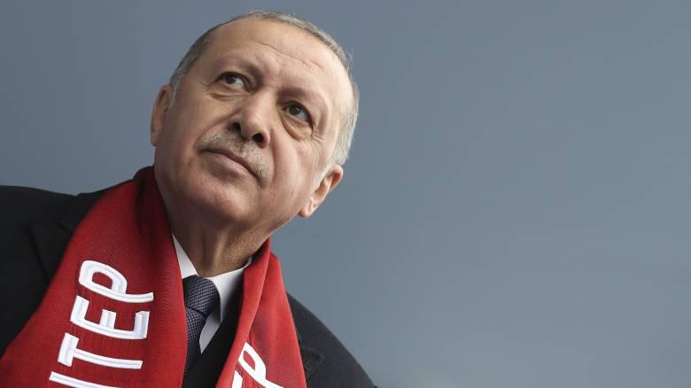 Ερντογάν: Όποιος επιχειρήσει να μας διώξει από την «Ιστανμπούλ» θα φύγει με φέρετρο
