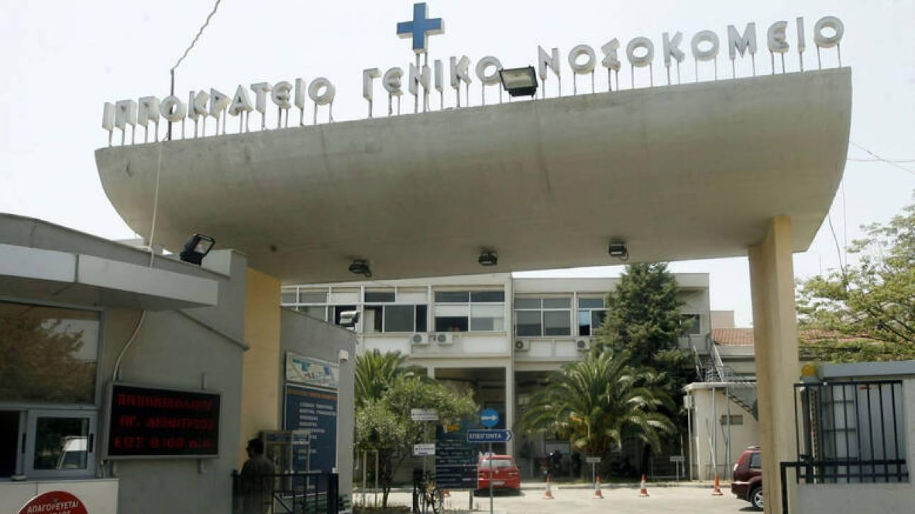 Σε χειρουργική επέμβαση υποβλήθηκε ο τραυματίας γιατρός του Ιπποκράτειου μετά την πτώση ασανσέρ