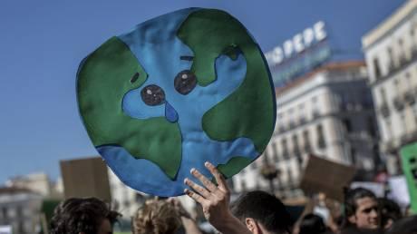Η νέα γενιά προασπίζεται το μέλλον της: Παγκόσμια μαθητική απεργία για τη διάσωση του πλανήτη