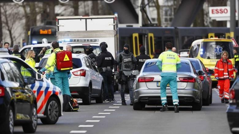 Ολλανδία: Τρεις οι νεκροί από την επίθεση στην Ουτρέχτη