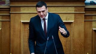 Ενημέρωση της Επιτροπής Εξωτερικών και Άμυνας από τον Αποστολάκη ζητά η ΝΔ