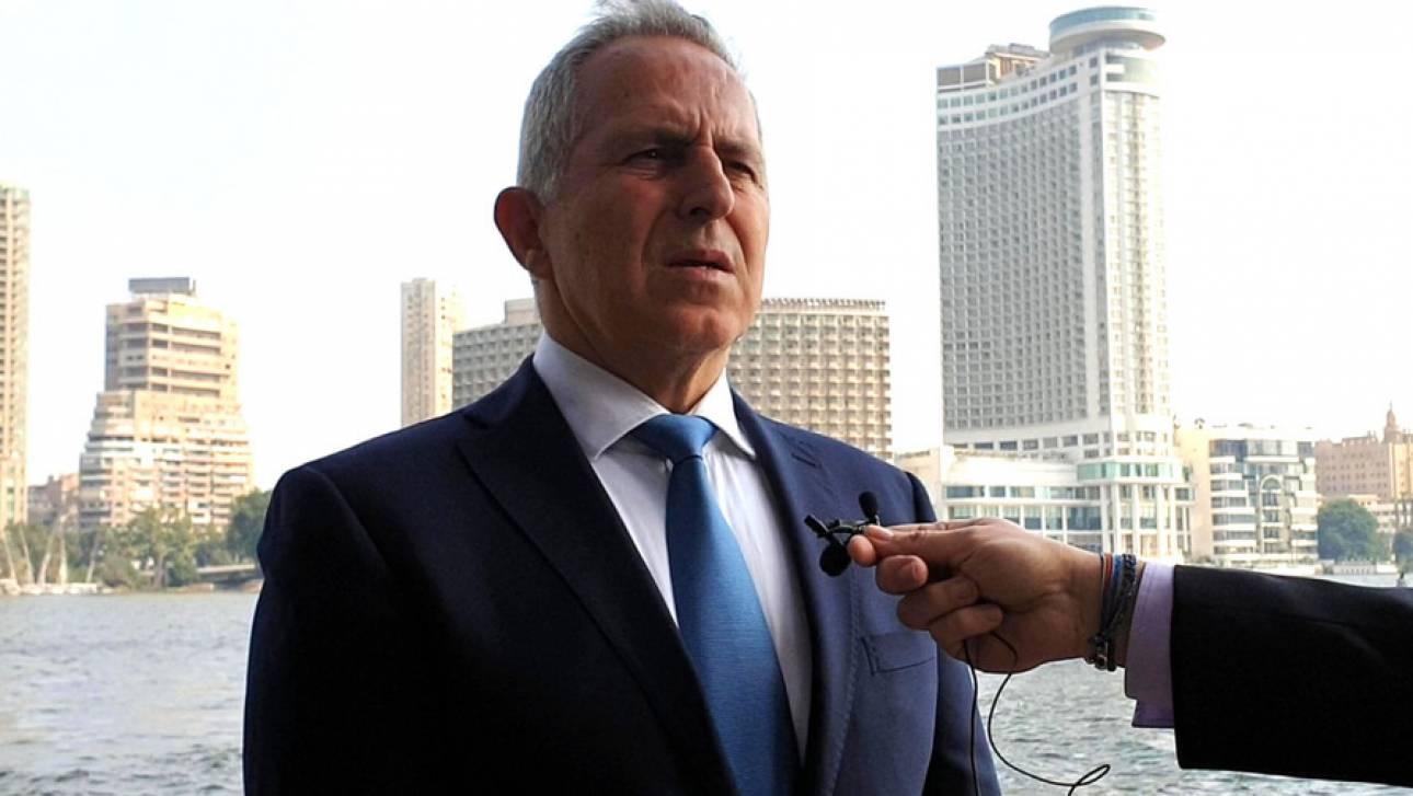 Αποστολάκης: Στην έκρυθμη Ανατολική Μεσόγειο έχουμε κρατήσει μια κατάσταση ισορροπίας