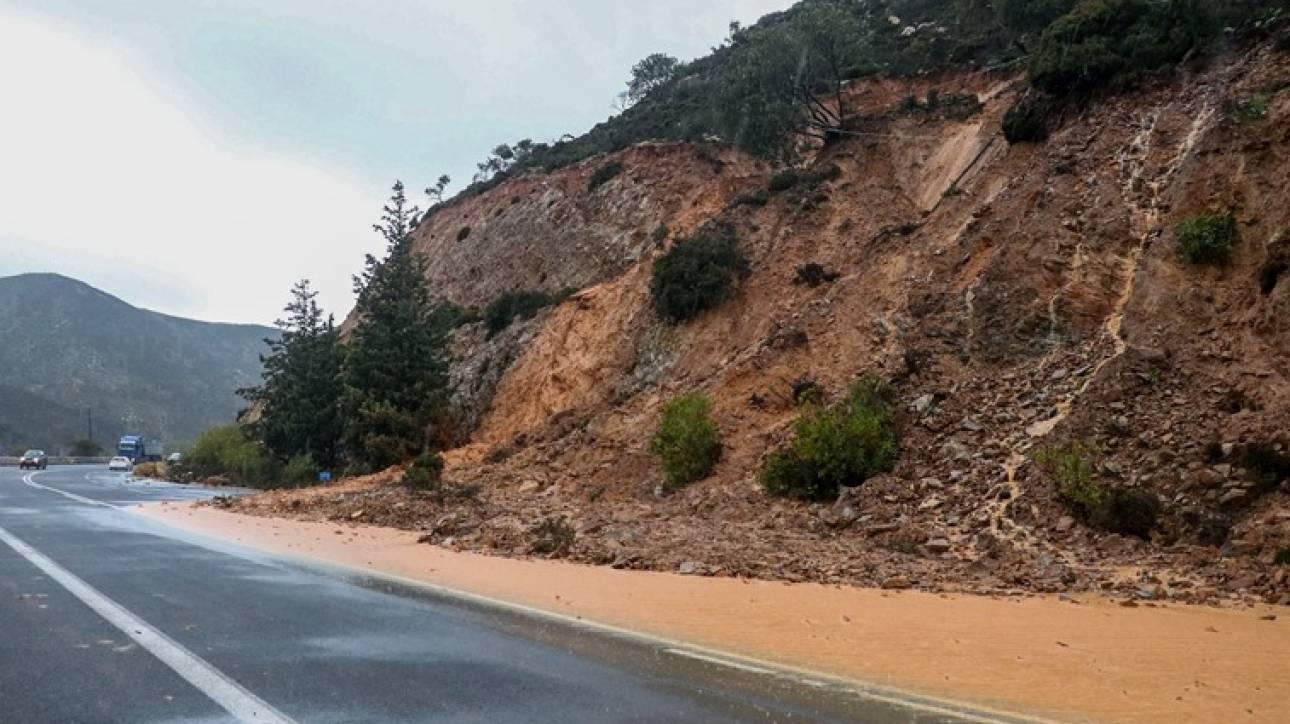 Ρέθυμνο: Έργα 1,9 εκατ. ευρώ για την αντιμετώπιση φυσικών καταστροφών