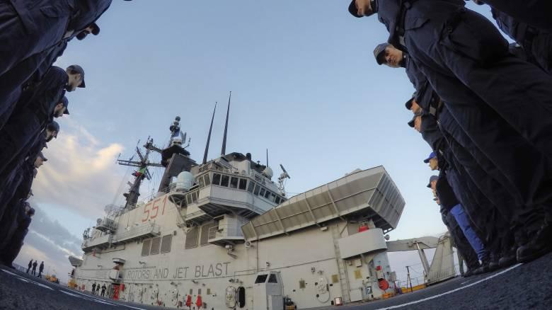 Ένα βήμα πριν η ΕΕ «παραδώσει» τη Μεσόγειο στους διακινητές