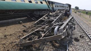 Πακιστάν: Τέσσερις νεκροί και 10 τραυματίες από βομβιστική επίθεση σε τρένο