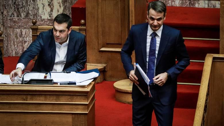 Μπρα ντε φερ Τσίπρα - Μητσοτάκη: Η στρατηγική ΣΥΡΙΖΑ και ΝΔ στο δρόμο προς τις κάλπες