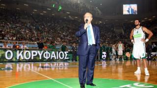 Θανάσης Γιαννακόπουλος: Ο «Τυφώνας» που λάτρευε τον Παναθηναϊκό