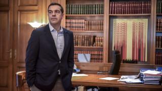 Δήλωση του Αλέξη Τσίπρα για το θάνατο του Θανάση Γιαννακόπουλου