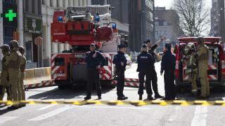 Συναγερμός στις Βρυξέλλες μετά από απειλή για βόμβα