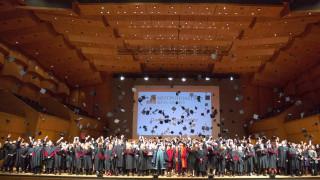 Λαμπρές Τελετές Αποφοίτησης από το Μητροπολιτικό Κολλέγιο