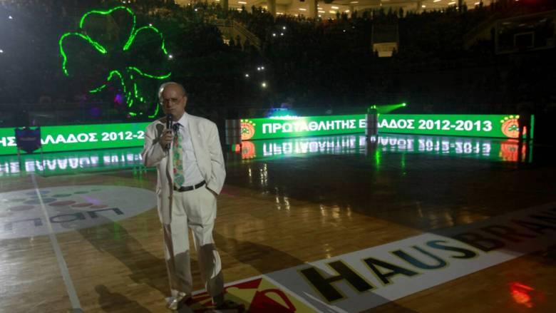 Συλλυπητήρια του Προέδρου της Δημοκρατίας για το θάνατο του Θανάση Γιαννακόπουλου