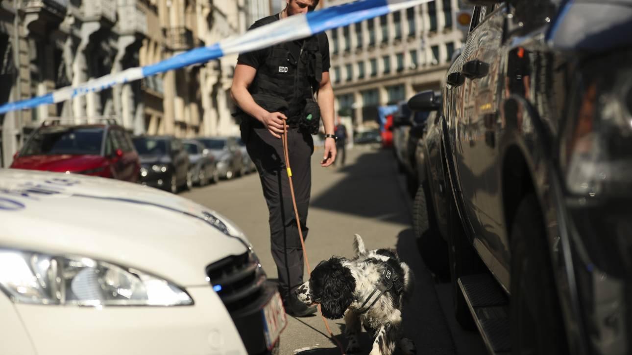 Λήξη συναγερμού στις Βρυξέλλες μετά από απειλή για βόμβα