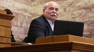 Συλλυπητήρια του προέδρου της Βουλής για την απώλεια του Θανάση Γιαννακόπουλου