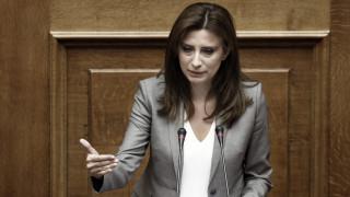Καραγιαννίδη- Μπαξεβανάκη και Φωτήλα «έδειξε» η Κασιμάτη για τη διαρροή του ψηφοδελτίου της στα ΜΜΕ