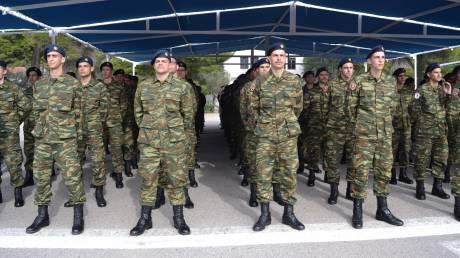 Στρατιωτική θητεία: Ποιοι θα υπηρετούν λίγότερο - Οι ανακοινώσεις του υπουργείου