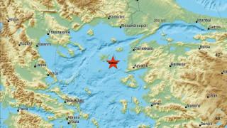 Σεισμός ανατολικά της Λήμνου
