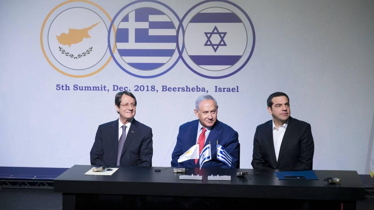 Σύνοδος Κορυφής 3+1: Το μήνυμα που θα στείλει ο Τσίπρας από τα Ιεροσόλυμα