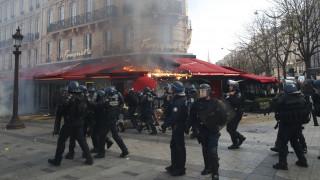 Κίτρινα γιλέκα: Έτοιμη για μαζικές συλλήψεις η γαλλική αστυνομία από την επόμενη κινητοποίηση