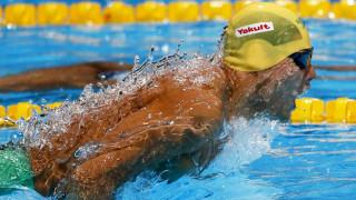 Νεκρός παγκόσμιος πρωταθλητής κολύμβησης