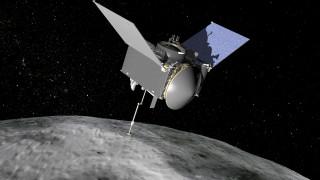 Δύσκολη αποστολή η συλλογή πετρωμάτων από τον αστεροειδή Μπενού