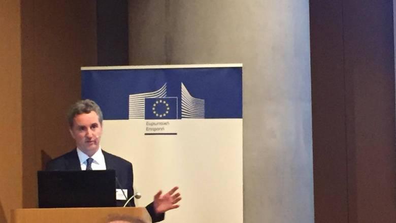 Κοστέλο: Οι μεταρρυθμίσεις στην Ελλάδα πρέπει να συνεχιστούν