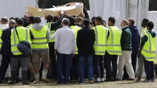 Μακελειό Νέα Ζηλανδία: Οι πρώτες κηδείες των θυμάτων