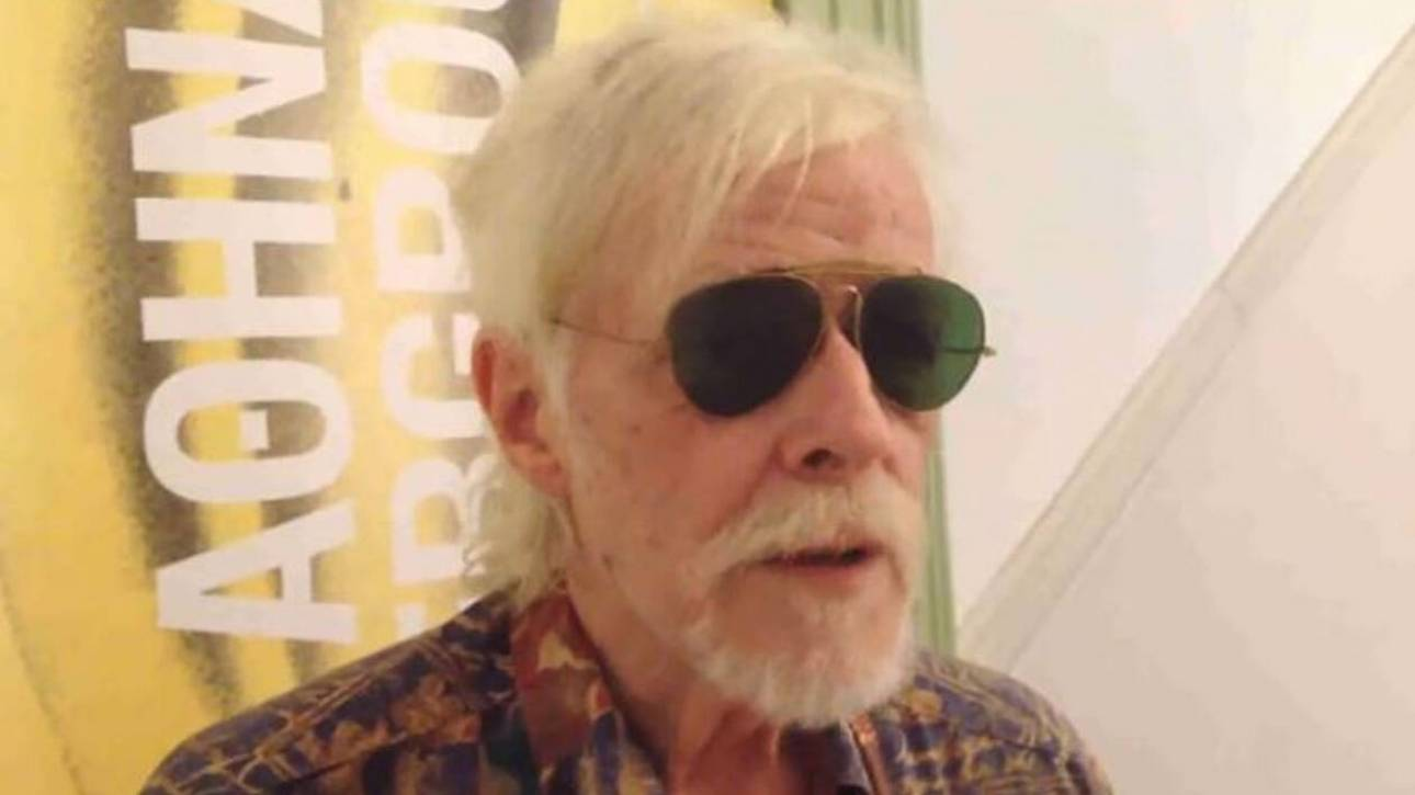 Πέθανε ο συγγραφέας Πάνος Κουτρουμπούσης