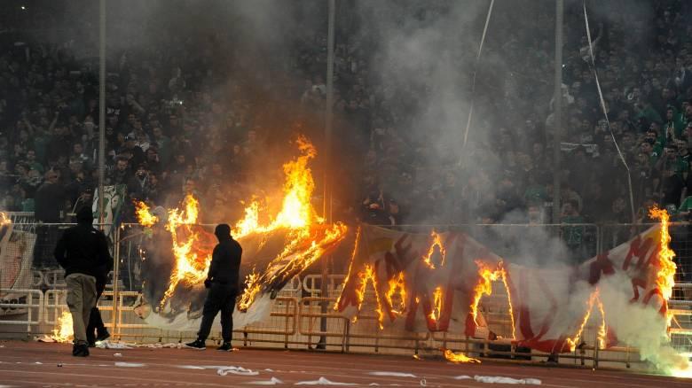 Παναθηναϊκός - Ολυμπιακός: Τι αποκαλύπτουν οι ταυτοποιήσεις για αυτούς που προκάλεσαν τα επεισόδια