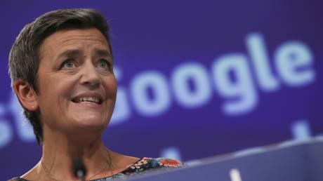 Νέο πρόστιμο της Ε.Ε. κατά της Google