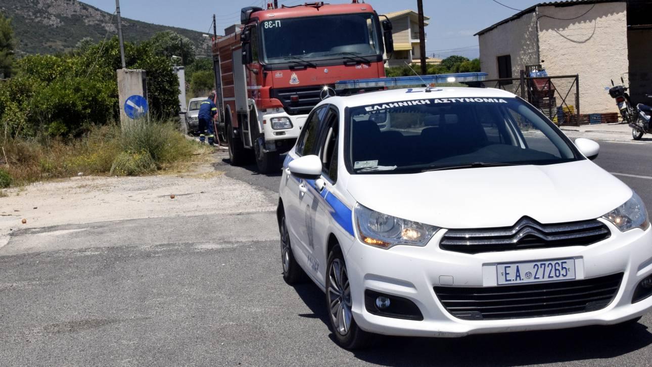 Τροχαίο με λεωφορεία στους Θρακομακεδόνες - Ένας ελαφρά τραυματίας