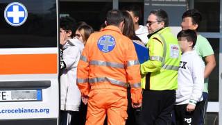 Ιταλία: Οδηγός πυρπόλησε λεωφορείο γεμάτο με παιδιά