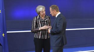 Brexit: Παράταση υπό όρους διαμηνύει η Ε.Ε. - Τι ζητούν οι Ευρωπαίοι από τη Μέι
