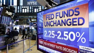 Σταθερά διατήρησε η Fed τα επιτόκια του δολαρίου
