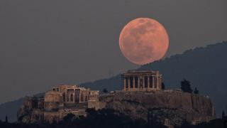 Εαρινή ισημερία, υπερπανσέληνος και ένας αστεροειδής: Η εξαιρετική σύμπτωση της αποψινής βραδιάς