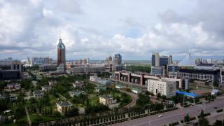 Κάν' το όπως το Στάλινγκραντ: Η Αστάνα αλλάζει όνομα για να τιμήσει τον πρόεδρο του Καζακστάν